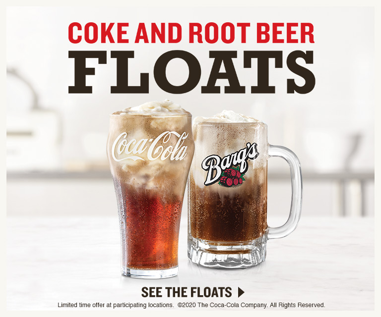 Coke and Root Beer Floats