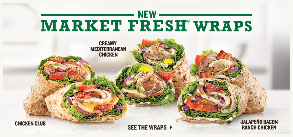 New Market Fresh Wraps