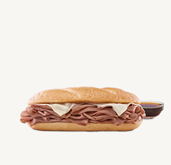 You Might Also Like: French Dip & Swiss