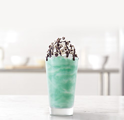 You Might Also Like: Mint Chocolate Shake