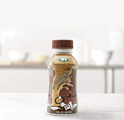 You Might Also Like: Shamrock Farms® Low-fat Chocolate Milk