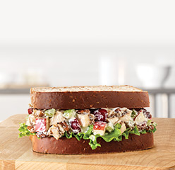 You Might Also Like: Pecan Chicken Salad Sandwich