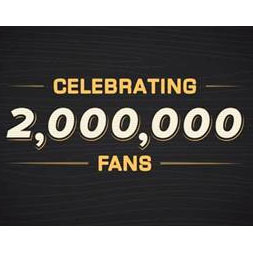 SEE HOW WE CELEBRATED OUR 2MM FACEBOOK FAN