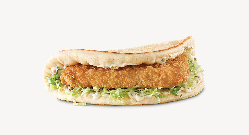 Arbys just killed the fast food game sports hip hop for Arby s fish sandwich