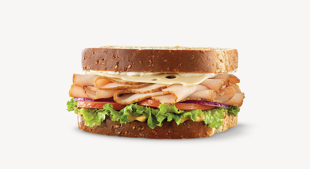 Arby's | Roast Turkey & Swiss Sandwich