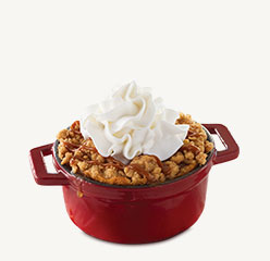 You Might Also Like: Cinnamon Apple Crisp