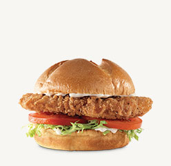 Go to Buttermilk Crispy Chicken Sandwich