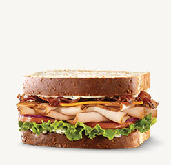 Go to Roast Turkey Ranch & Bacon Sandwich