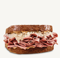 Reuben Double Stack