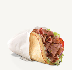 You Might Also Like: Roast Beef Gyro