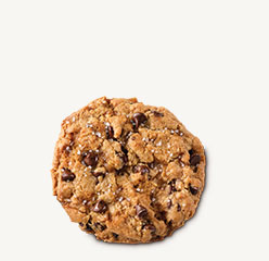 You Might Also Like: Salted Caramel & Chocolate Cookie