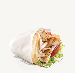 Go to Turkey Gyro