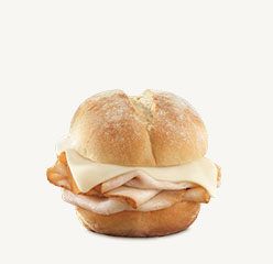You Might Also Like: Turkey 'n Cheese Slider