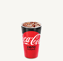Go to Coca-Cola Zero Sugar®