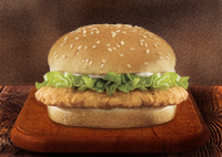 Jr Chicken Sandwich