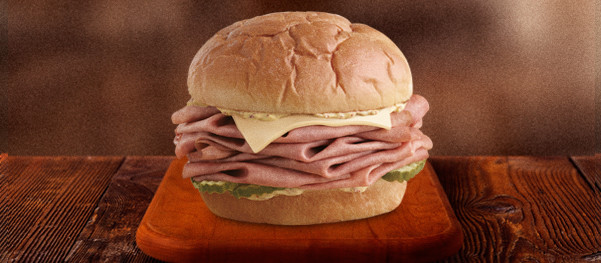 KING'S HAWAIIAN Roast Beef & Swiss