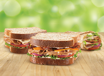 Market Fresh® Sandwiches