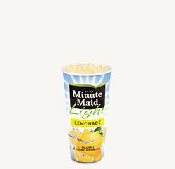 Go to Minute Maid Light Lemonade®