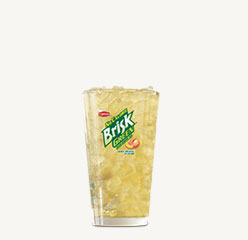 Brisk® No Calorie Green Tea Peach