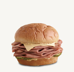 KING'S HAWAIIAN Roast Beef & Swiss Sandwich