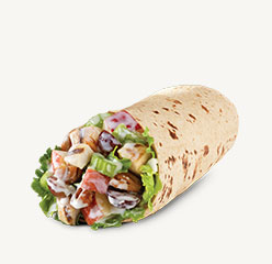 Pecan Chicken Salad Wrap