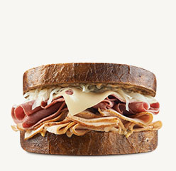 Reuben Super Stack