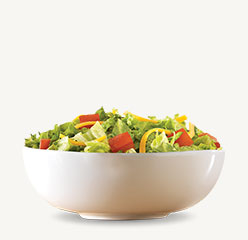 You Might Also Like: Chopped Side Salad