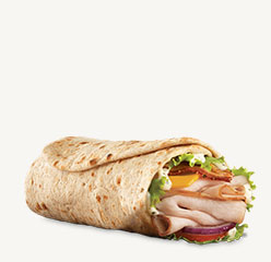 Roast Turkey Ranch & Bacon Wrap