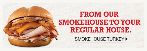 Smokehouse Turkey - From our smokehouse to your regular house.