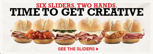Six Sliders. Two Hands. Time to Get Creative -